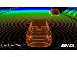 dSPACE与LeddarTech合作推动自动驾驶汽车Lidar创新技术的发展