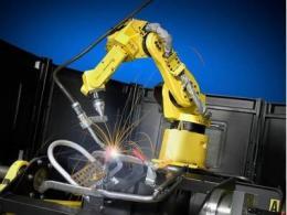 什么是弧焊机器人