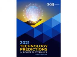 GaN系统2021年预测:随着GaN技术从早期采用到主流接受,达到了临界点