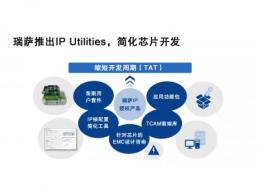 瑞萨电子推出IP Utilities,强化IP授权业务,助力芯片开发