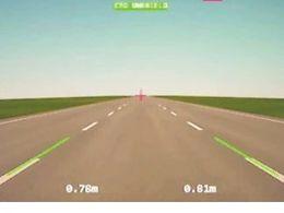 车道偏离预警系统仿真测试方法研究