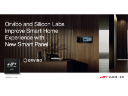 欧瑞博携手Silicon Labs打造全新智能面板,改善智能家居体验