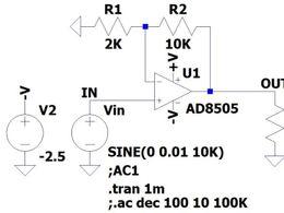 放大器增益带宽积参数对闭环回路带宽的影响评估