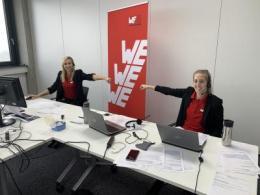 "Würth Elektronik组织了""我们相遇@2020年数字日"""