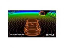 dSPACE和LeddarTech联手提供关键工具,以部署ADAS和AD系统