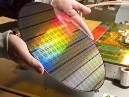 英唐微技术拥有一条6英寸晶圆生产线