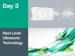 超声波技术迈向新高度:智能、功能安全且自主