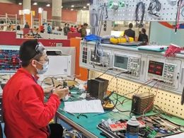 IPC助力第一届全国职业技能大赛圆满落幕
