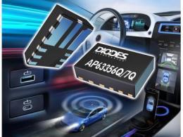 Diodes Incorporated 推出适用于汽车的同步降压转换器,具创新的降噪功能及电源稳定指针