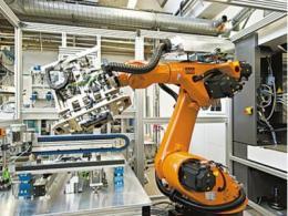 什么是工业机器人,它有什么特点?