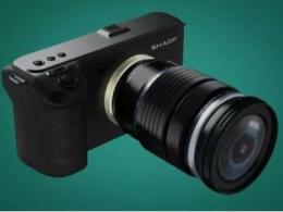 夏普正研发8K摄影机