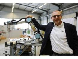优傲机器人迎来里程碑  全球累计销量达50,000台