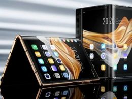 折叠屏手机放量在即!FlexPai 2助推品类加速普及,柔宇卡位等风来