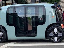 用时6年,耗资近10亿!亚马逊Zoox第一辆电动无人车问世
