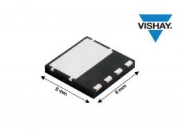 Vishay推出600 V EF系列快速体二极管MOSFET,为功率转换应用提供业界最低FOM指标