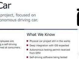 如果苹果和富士康联合起来做智能电动汽车?