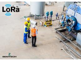 利尔达基于LoRa®的人员定位解决方案,为化工园区提供智能安全保障