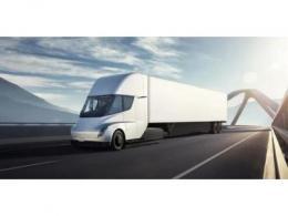 传特斯拉在内华达州工厂制造测试电动卡车,配更高密度2170锂电池