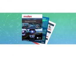 贸泽和Molex联手推出新电子书 探索连接解决方案如何改变驾驶体验