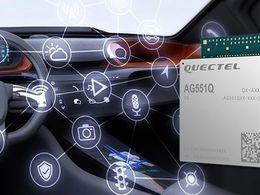 移远5G车规级模组AG551Q-CN率先通过CCC、SRRC、NAL三项认证