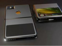 传苹果2022年或2023年推出可折叠 iPhone