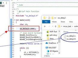 MCUXpresso IDE下添加新路径下源文件进工程编译的方法