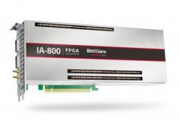 BittWare 发布采用英特尔® Agilex™ FPGA 并支持 oneAPI™ 统一软件编程环境的 IA-840F