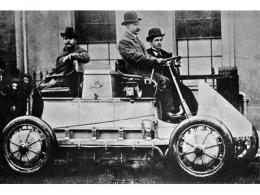 针对电动汽车的功率架构