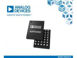 Analog Devices ADPD4100和ADPD4101在贸泽开售