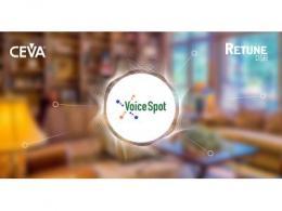 Retune DSP唤醒词引擎现可用于CEVA Audio/Voice DSP