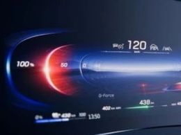 车载|奔驰EQS搭载史上最大屏!LGD供应56吋P-OLED