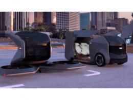 """通用汽车发布飞行概念车  将实现""""个人空中飞行"""""""