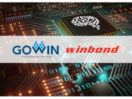华邦HyperRAM™ 助力高云半导体最新GoAI 2.0边缘计算解决方案