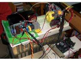 纯正弦波测试电源