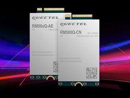 加速5G IoT普及,移远推出5G新品RM500Q-CN、RM50xQ-AE系列模组