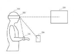 苹果眼镜自动解锁iPhone?新专利还是新技术?