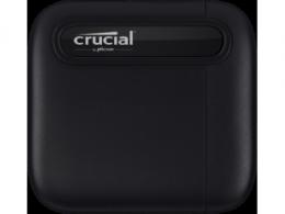 黑色饼干| Crucial英睿达 X6 2TB移动固态硬盘测评