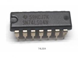 74LS04