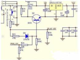场效应管开关电路