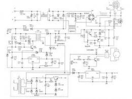 九阳电磁炉电路图