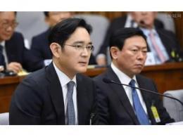 三星电子副会长李在镕获刑2年半
