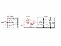 氮化镓晶体管的并联配置应用