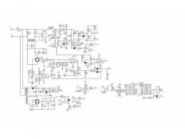 富士宝电磁炉电路图