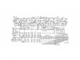 大功率电磁炉电路图