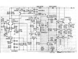 音响功放电路图