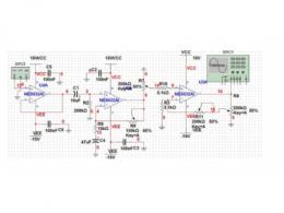 低音炮功放电路图