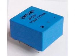 什么是霍尔电压传感器