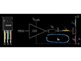 采用具有驱动器源极引脚的低电感表贴封装的SiC MOSFET