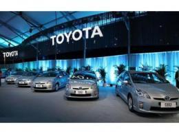 丰田汽车成为2020年全球销量最高的汽车制造商