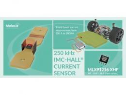 Melexis 推出新款测量范围超 2000A 的IMC-Hall® 电流传感器芯片